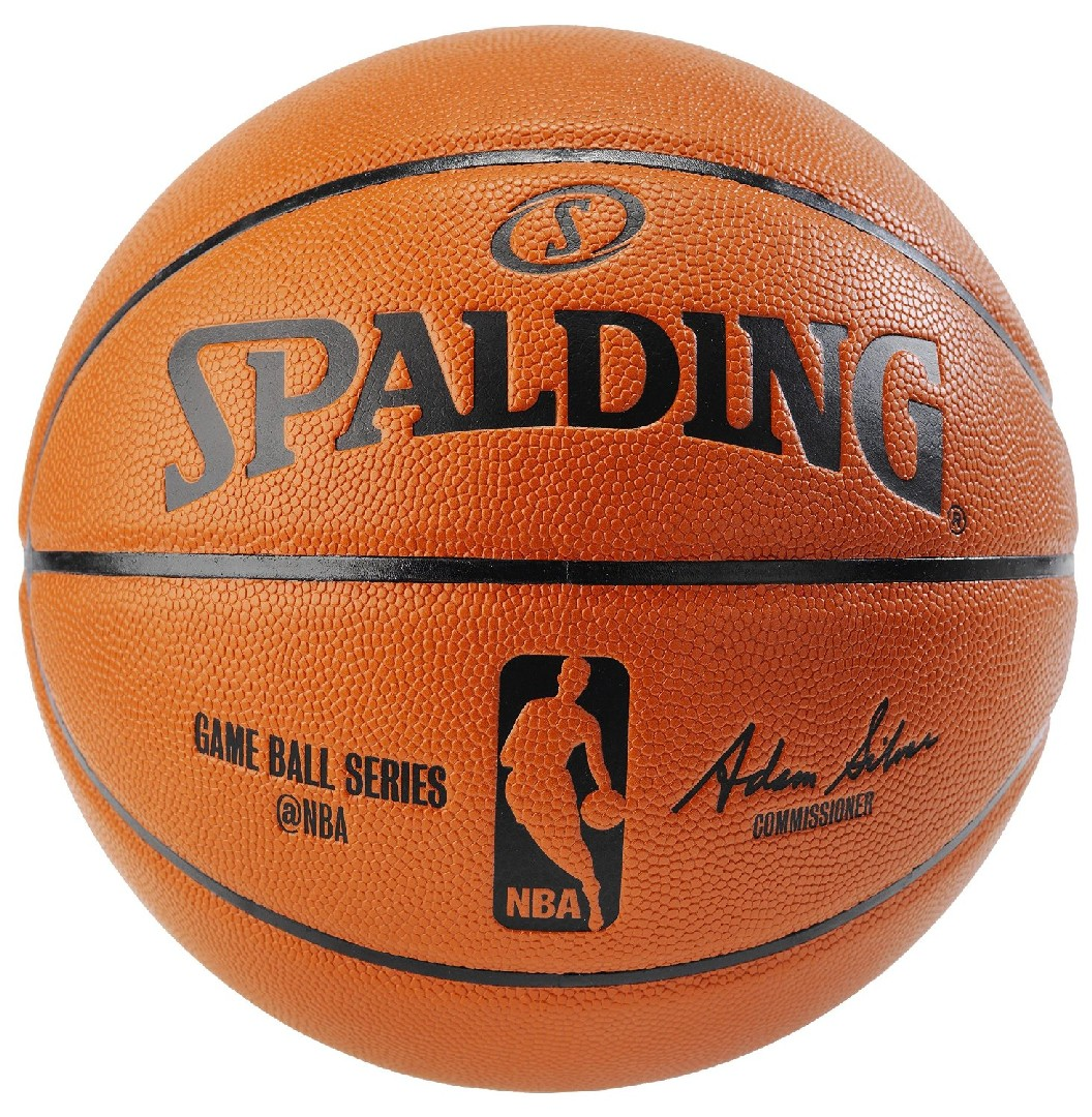 Spalding NBA Indoor Outdoor Replica Game Ball